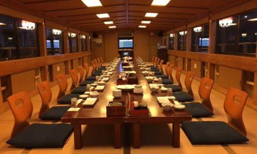 浅草橋の船宿「あみ新」