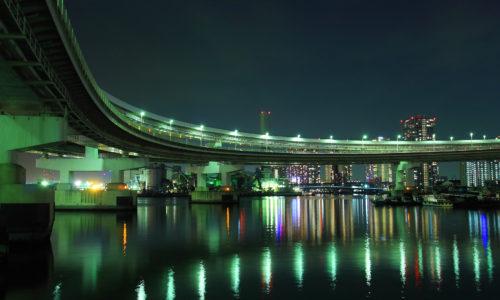 芝浦の夜景