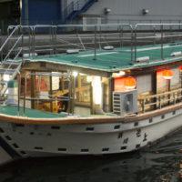 深川の船宿「池上」のお料理プラン
