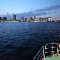 品川の船宿「大江戸」料理プラン