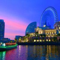 横浜・八景島の屋形船「濱新」