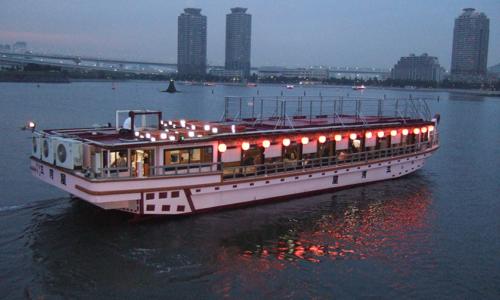 品川の船宿「三河屋」の料理プラン