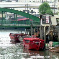 屋形船「小松屋」