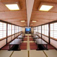 大阪・天満宮の屋形船「大喜丸」