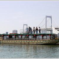 品川の屋形船「いわた」