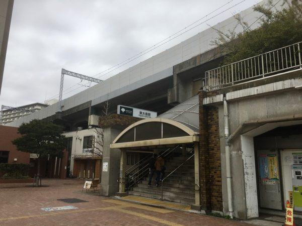 都営新宿線 東大島駅