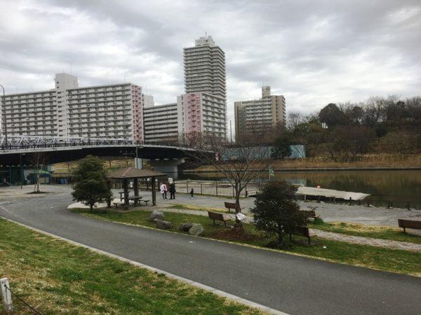 スカイダック東京が川にどぼんするスロープ