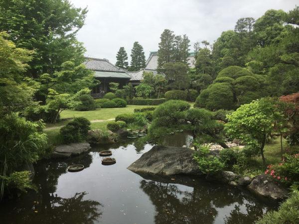 池泉式庭園「邃渓園」