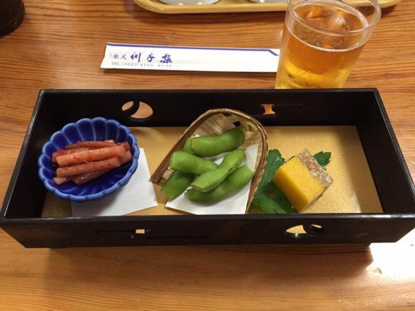 柴又川魚料理「川千家」