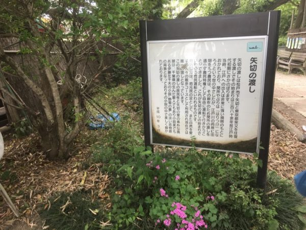 野菊の墓の舞台になった松戸側