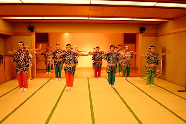 東京オリンピックでかっぽれ奉納を目指す