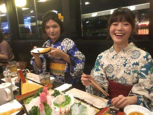 江戸前天ぷら