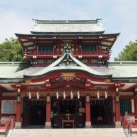 富岡八幡宮に参拝