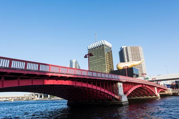 浅草・吾妻橋