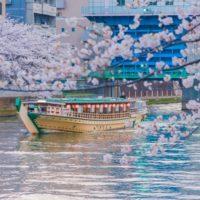 小名木川の屋形船