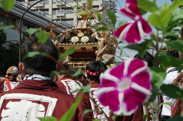 神明宮祭り