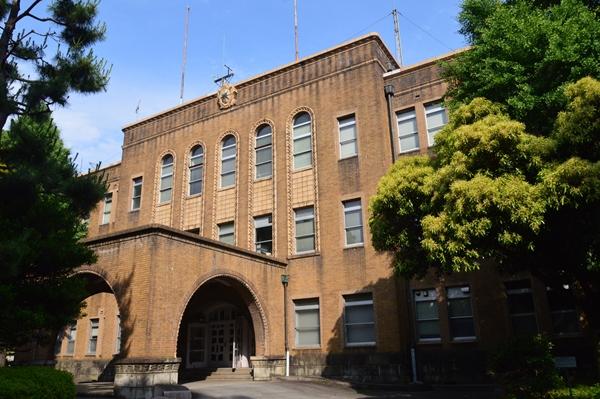 東京海洋大学越中島キャンパス