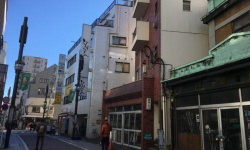 旧東海道沿いに広がる品川商店街